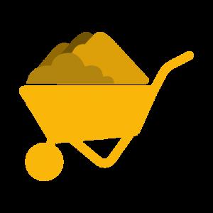 precast material icon